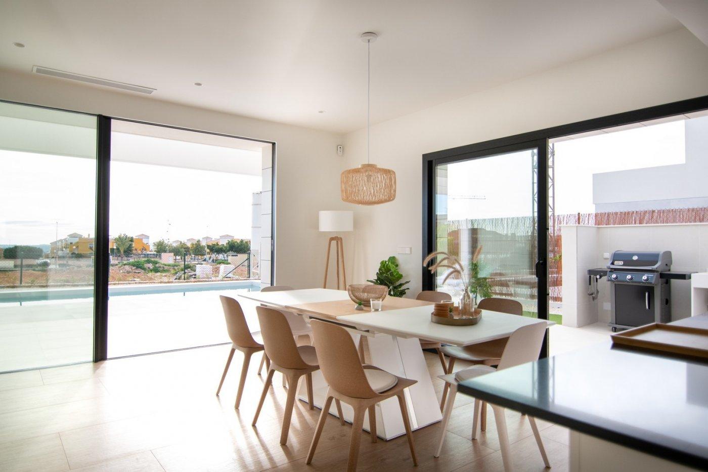 Modernas villas de obra nueva en los montesinos !!! - imagenInmueble3