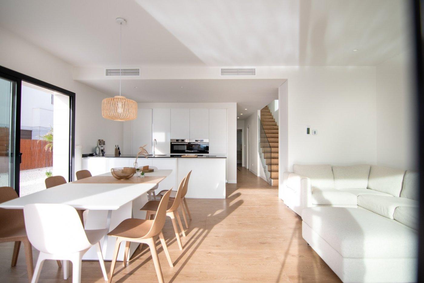 Modernas villas de obra nueva en los montesinos !!! - imagenInmueble6