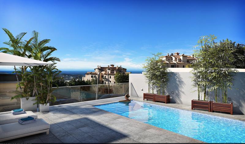 Villa moderna con vistas al mar en sierra cortina - imagenInmueble0
