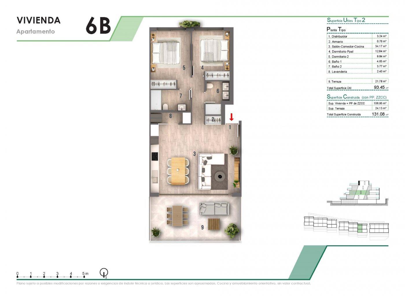 Nuevo complejo residencial en finestrat con vistas al mar!!! - imagenInmueble17