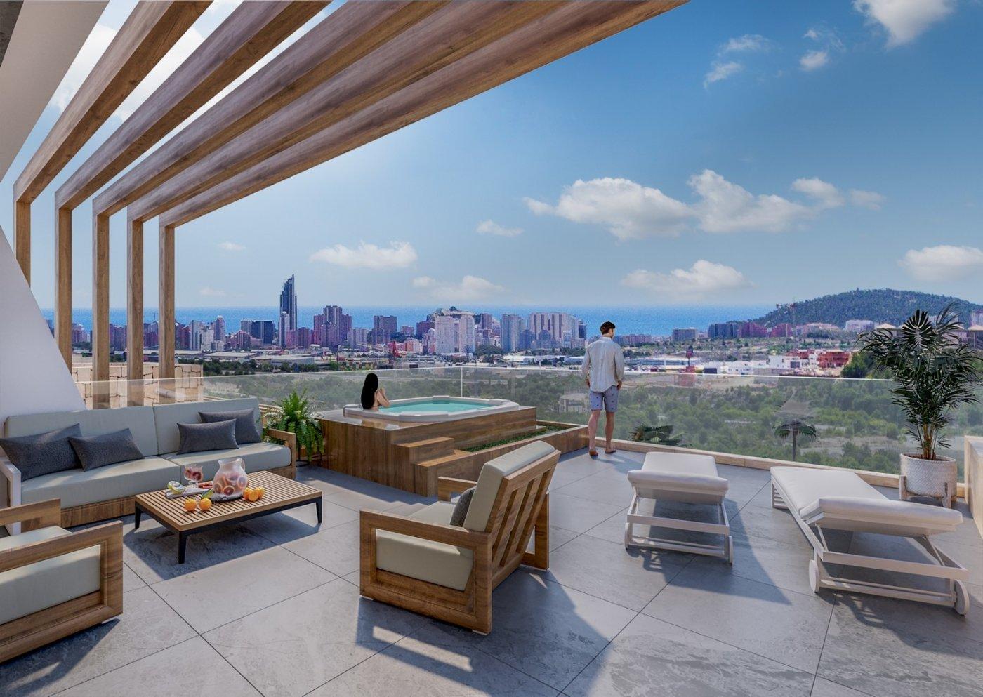 Nuevo complejo residencial en finestrat con vistas al mar!!! - imagenInmueble19