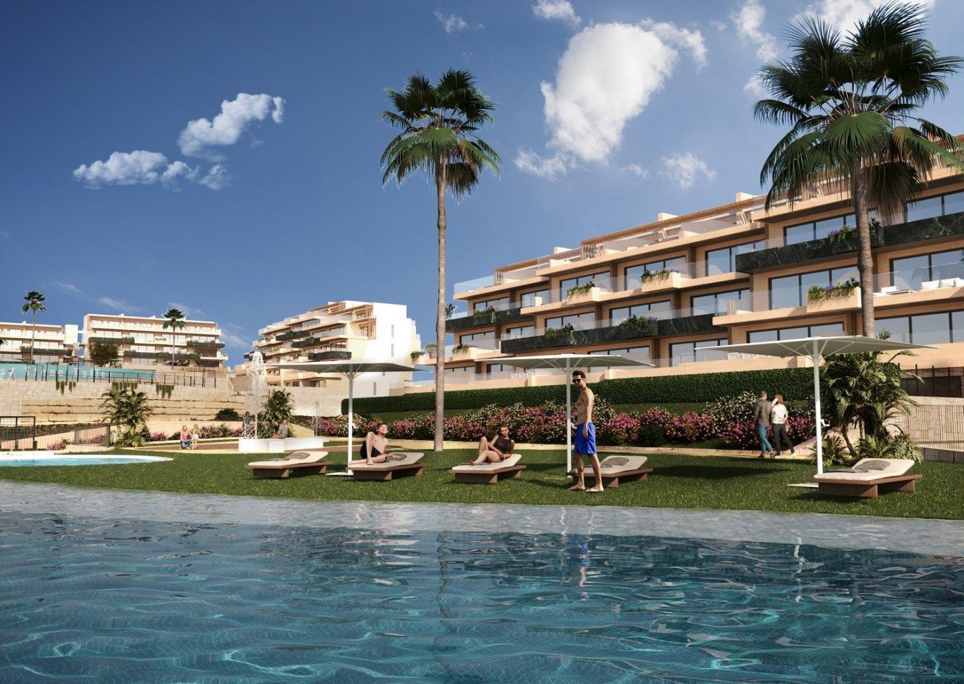 Nuevo complejo residencial en finestrat con vistas al mar!!! - imagenInmueble2