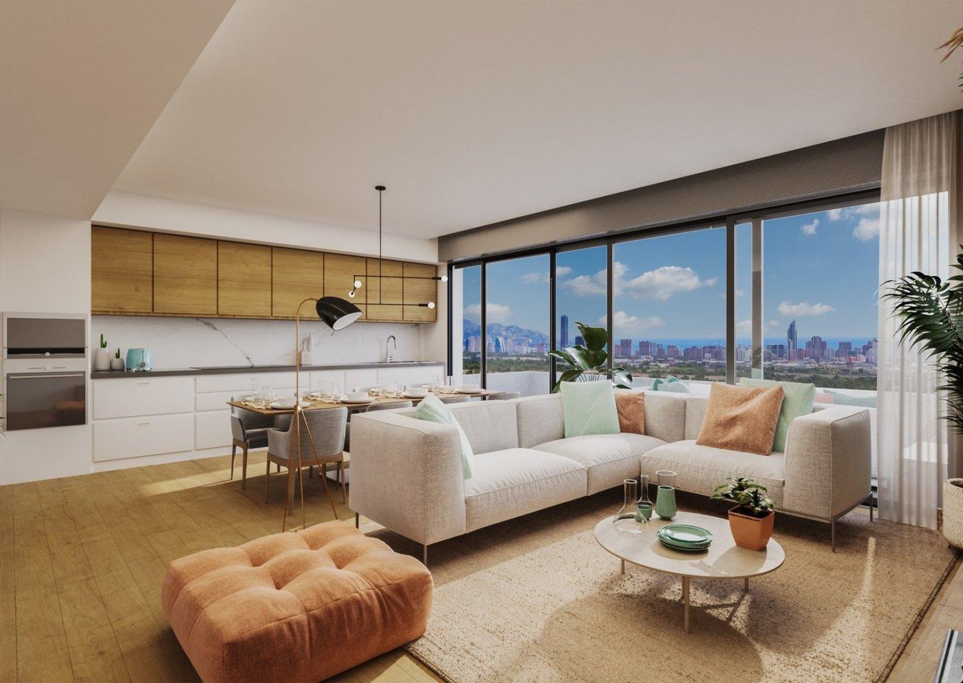 Nuevo complejo residencial en finestrat con vistas al mar!!! - imagenInmueble4