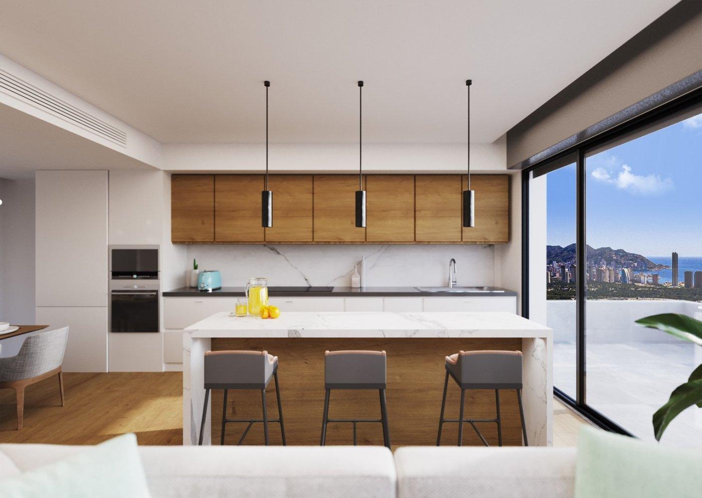 Nuevo complejo residencial en finestrat con vistas al mar!!! - imagenInmueble6