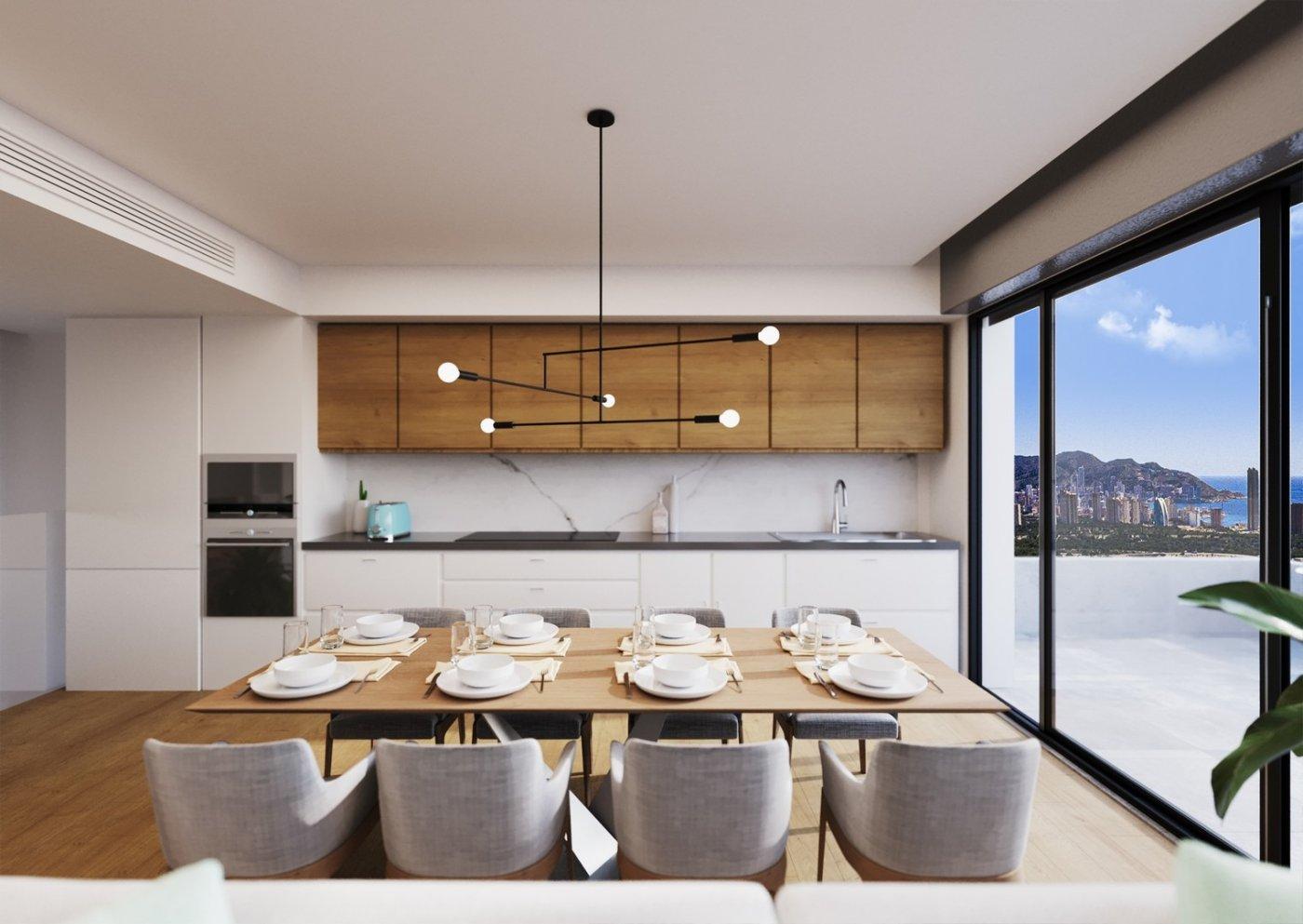 Nuevo complejo residencial en finestrat con vistas al mar!!! - imagenInmueble7
