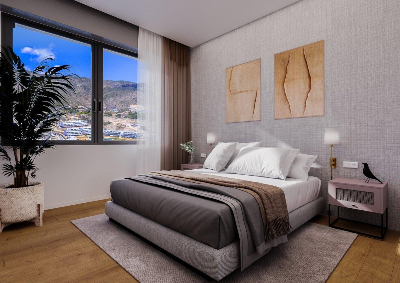 Nuevo complejo residencial en finestrat con vistas al mar!!! - imagenInmueble9