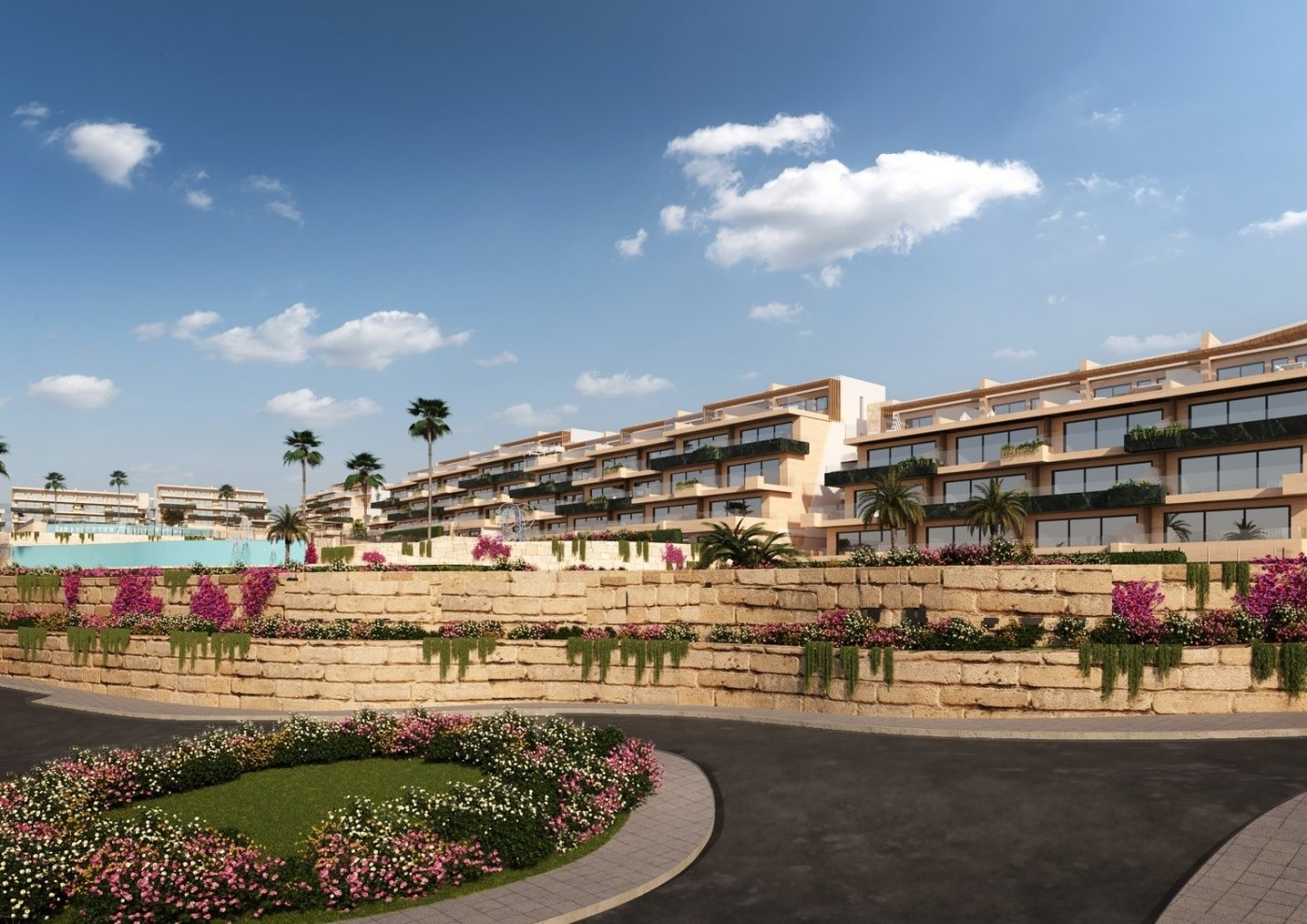 Nuevo complejo residencial en finestrat con vistas al mar!!! - imagenInmueble13