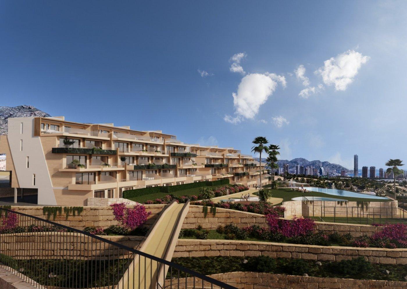 Nuevo complejo residencial en finestrat con vistas al mar!!! - imagenInmueble14