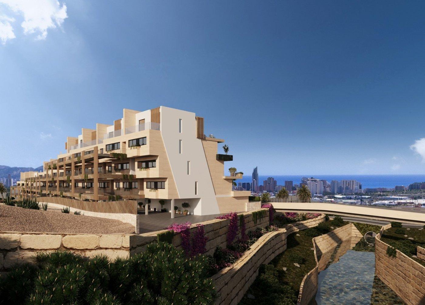 Nuevo complejo residencial en finestrat con vistas al mar!!! - imagenInmueble15