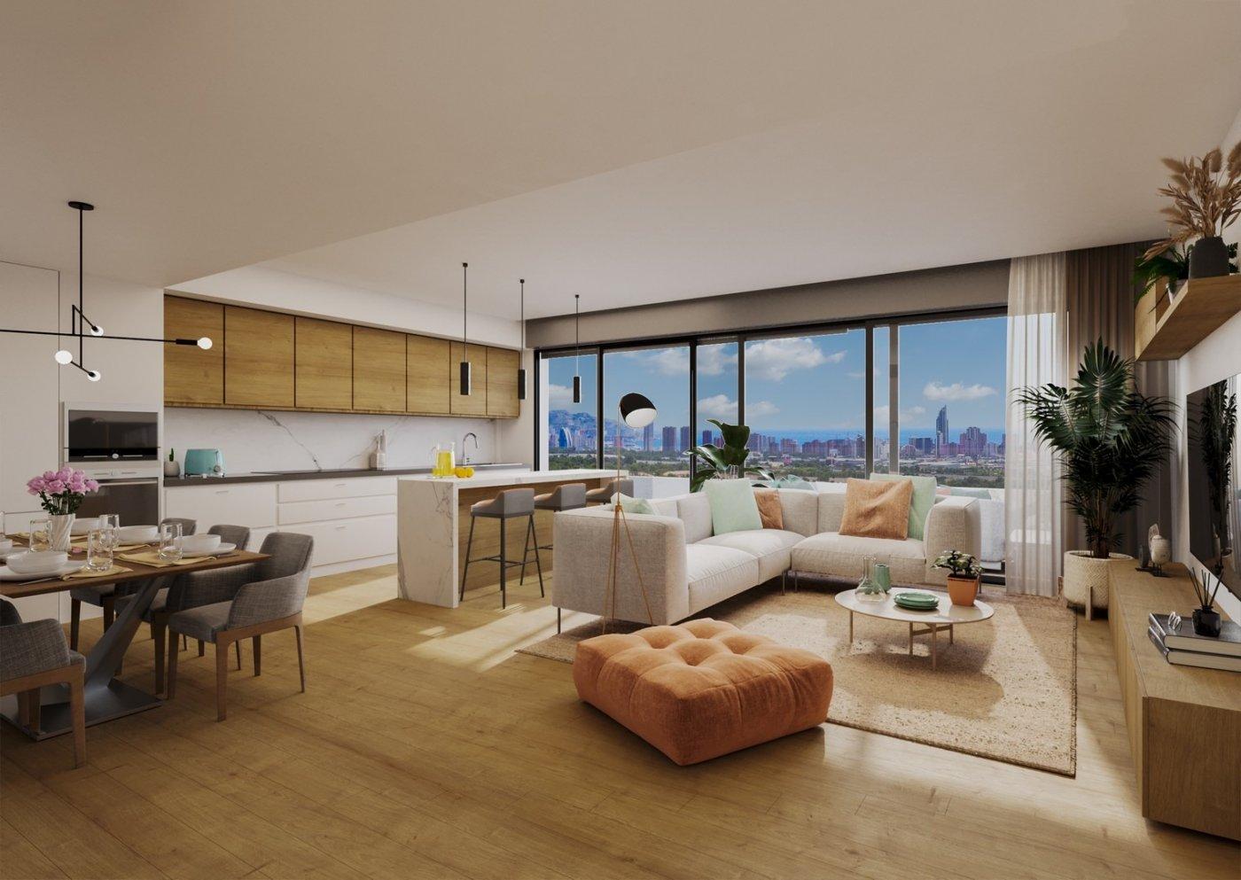 Nuevo complejo residencial en finestrat con vistas al mar!!! - imagenInmueble5