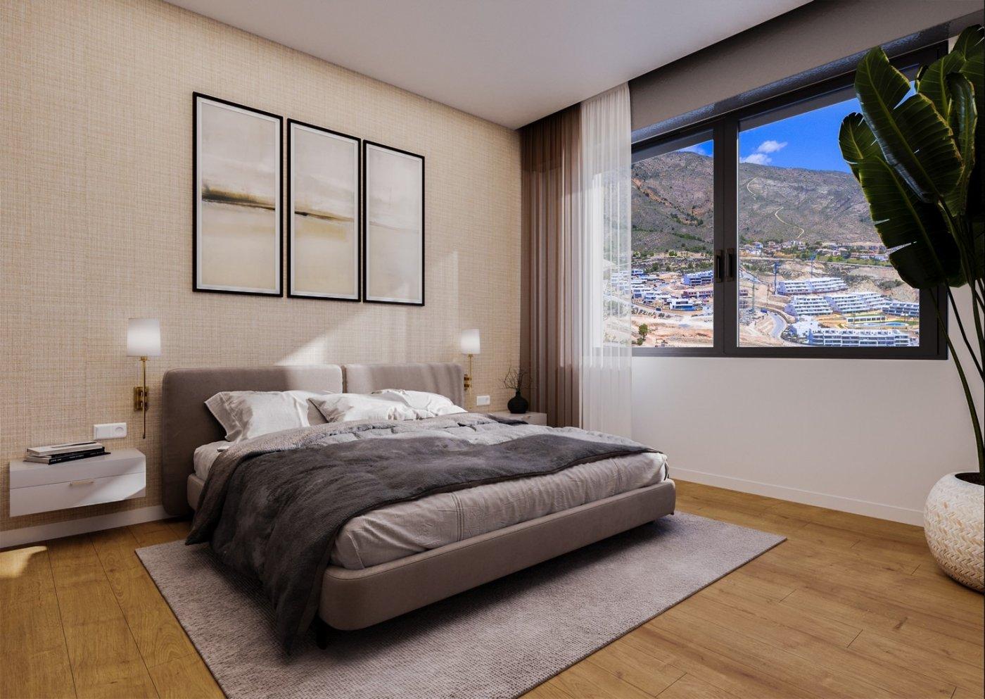 Nuevo complejo residencial en finestrat con vistas al mar!!! - imagenInmueble8