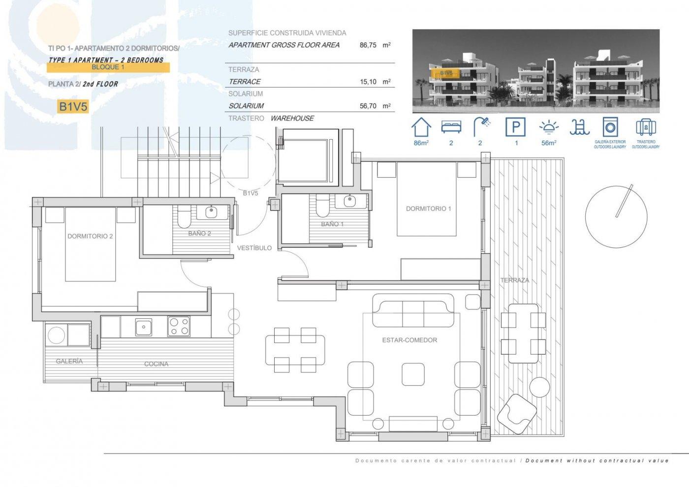 Nuevo residencial en san javier!!! - imagenInmueble12