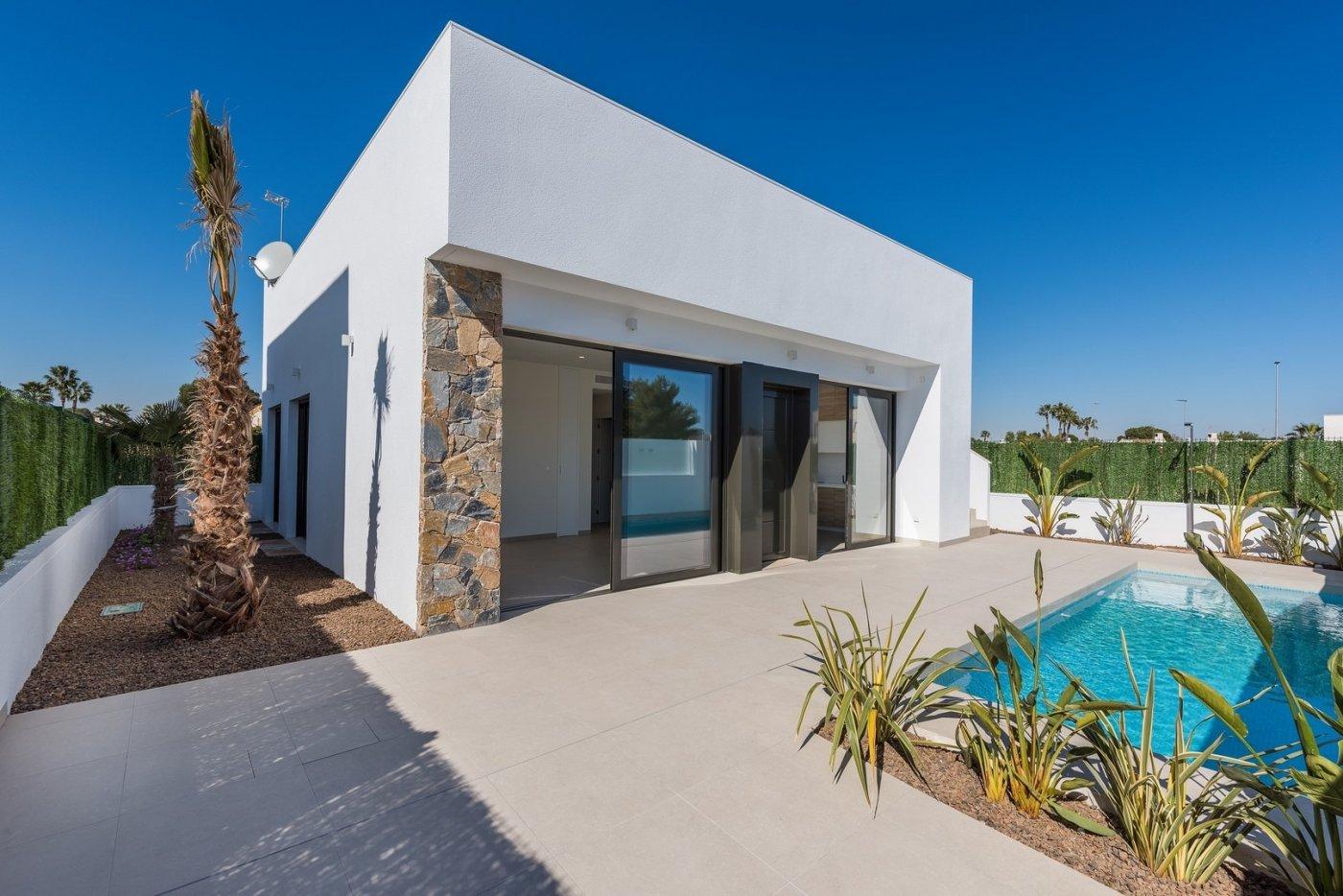 Villas nuevas con piscina privada y solarium a 700m de la playa !!! - imagenInmueble0