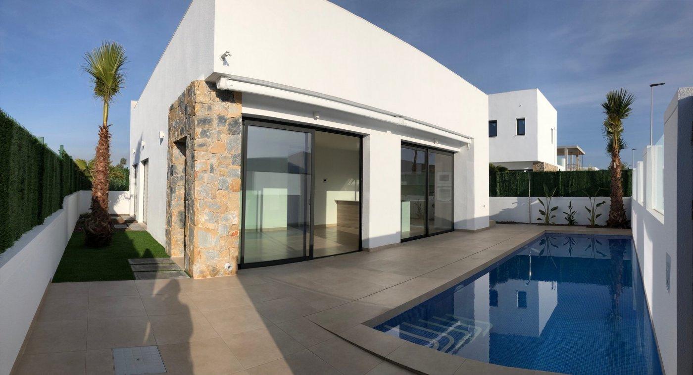 Villas nuevas con piscina privada y solarium a 700m de la playa !!! - imagenInmueble10