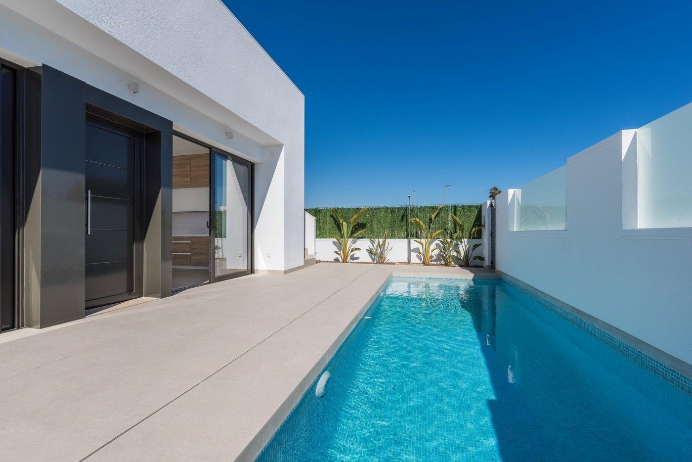 Villas nuevas con piscina privada y solarium a 700m de la playa !!! - imagenInmueble11