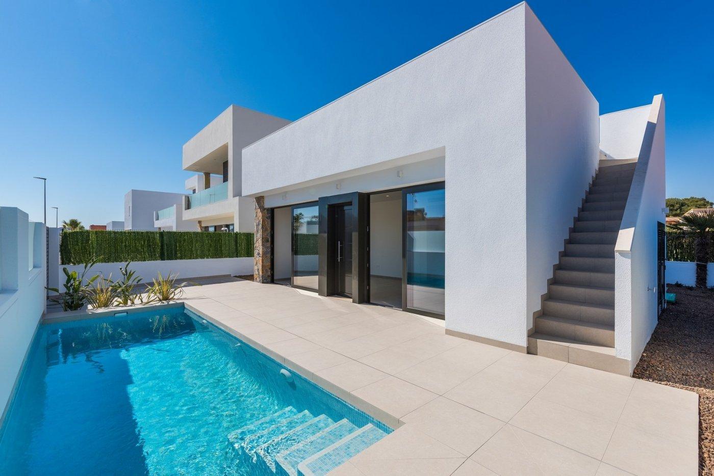 Villas nuevas con piscina privada y solarium a 700m de la playa !!! - imagenInmueble1