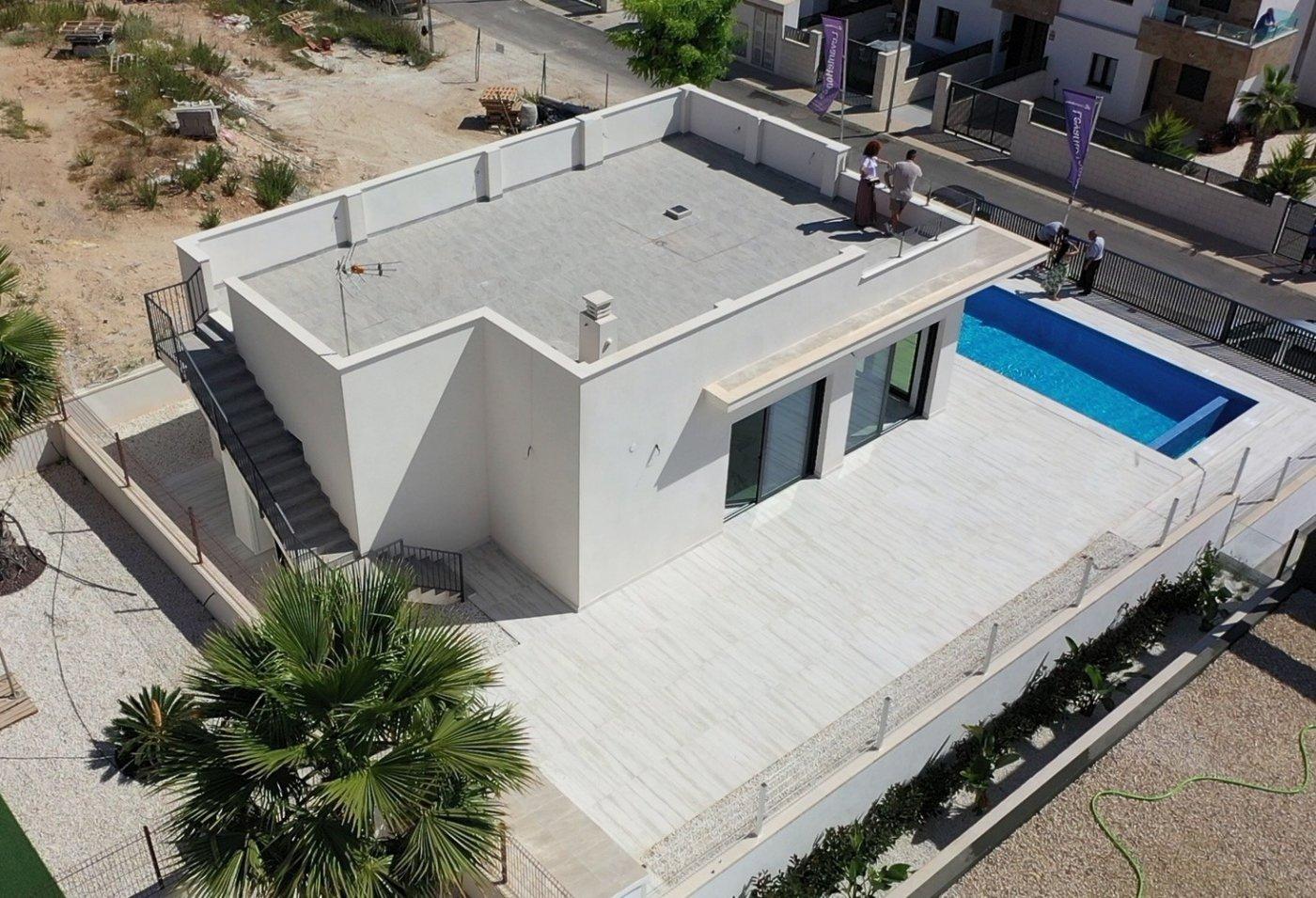 Villas de obra nueva en un nivel en polop!!! - imagenInmueble2