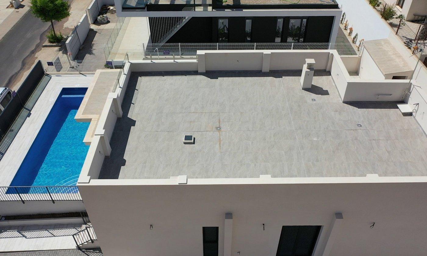 Villas de obra nueva en un nivel en polop!!! - imagenInmueble3