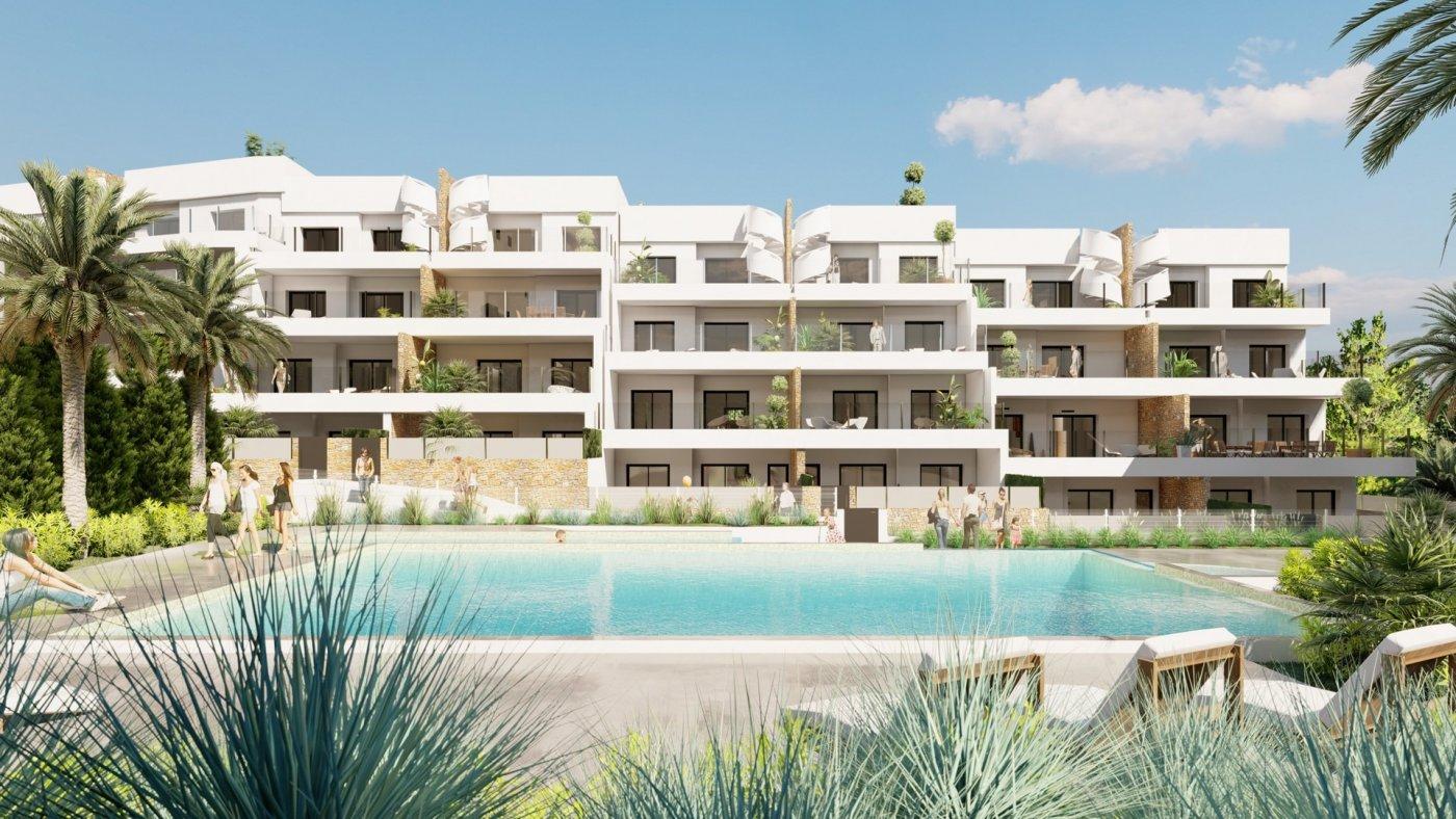 Nuevo complejo residencial con apartamentos aterrazados en orihuela costa !!! - imagenInmueble0