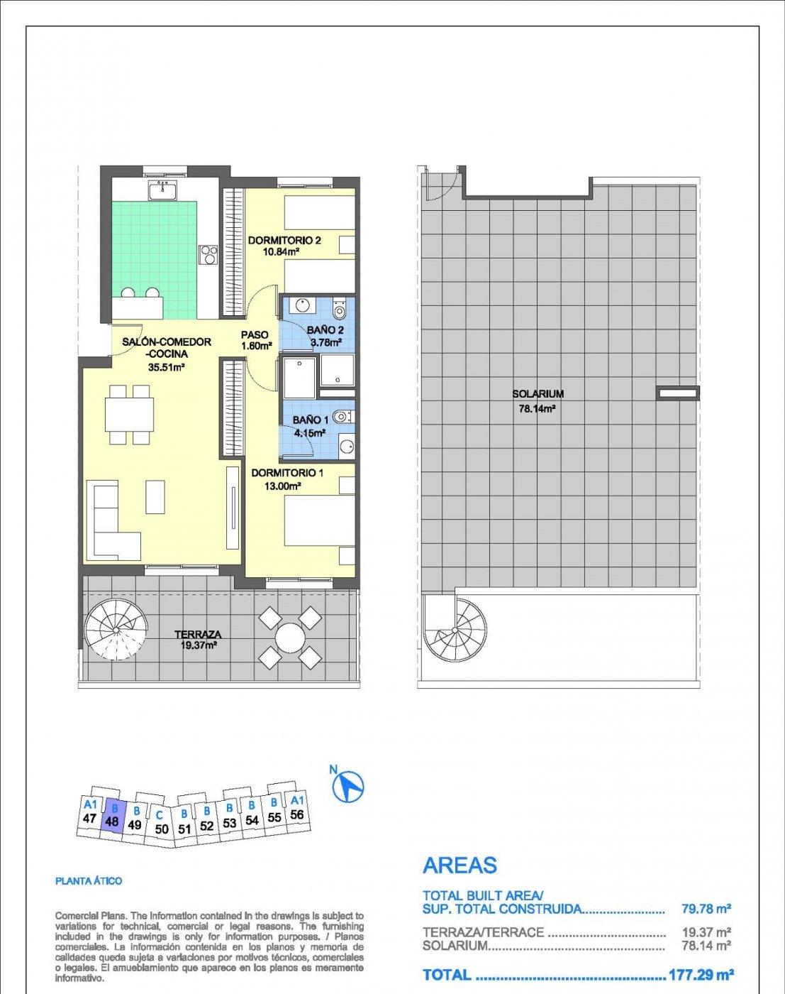 Nuevo complejo residencial con apartamentos aterrazados en orihuela costa !!! - imagenInmueble7