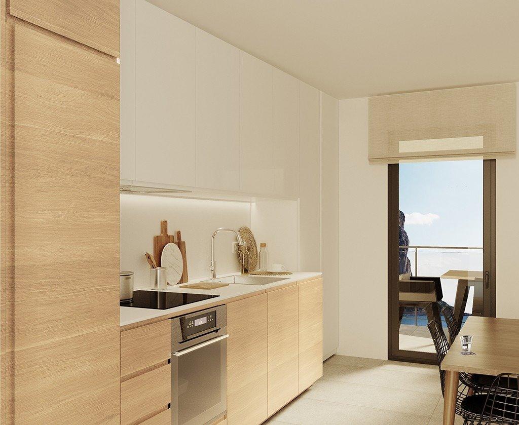 Apartamento duplex con vistas al mar en calpe - imagenInmueble9