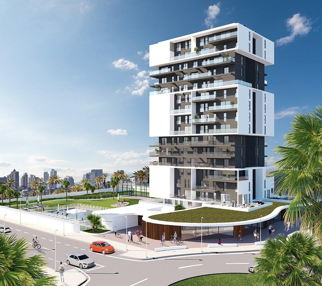 Apartamento duplex con vistas al mar en calpe - imagenInmueble13