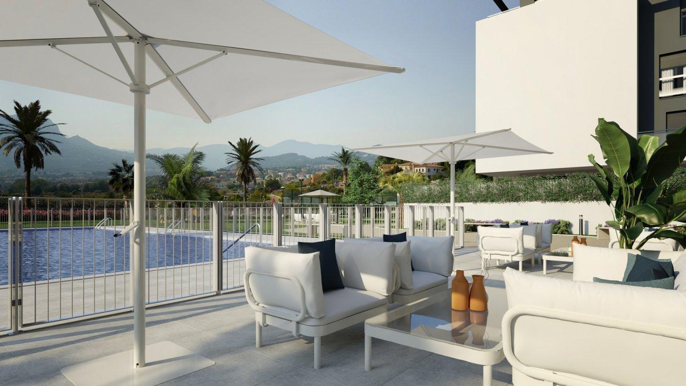 Apartamento duplex con vistas al mar en calpe - imagenInmueble15