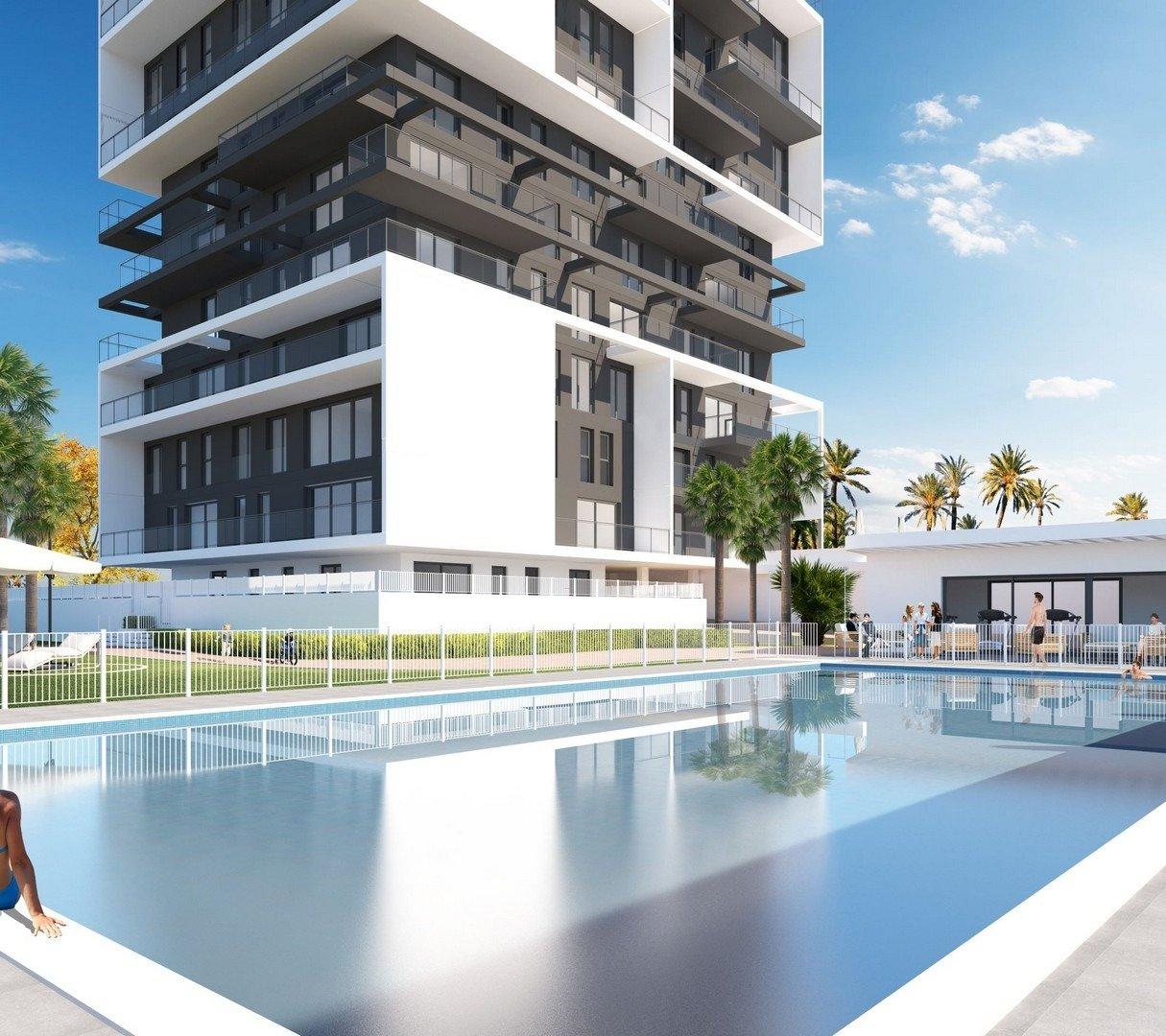 Apartamento duplex con vistas al mar en calpe - imagenInmueble16