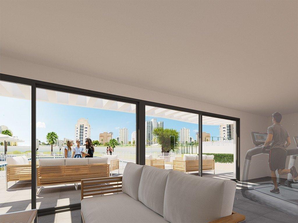 Apartamento duplex con vistas al mar en calpe - imagenInmueble17