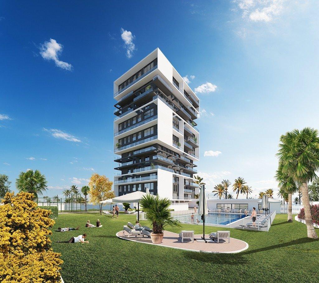 Apartamento duplex con vistas al mar en calpe - imagenInmueble1