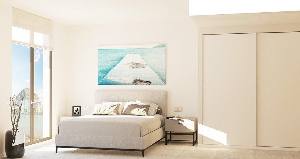 Apartamento duplex con vistas al mar en calpe - imagenInmueble6