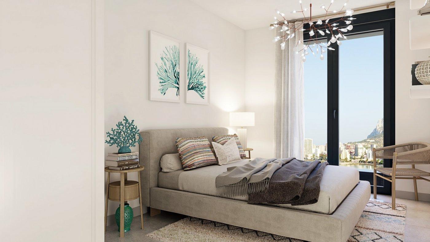 Apartamento duplex con vistas al mar en calpe - imagenInmueble7