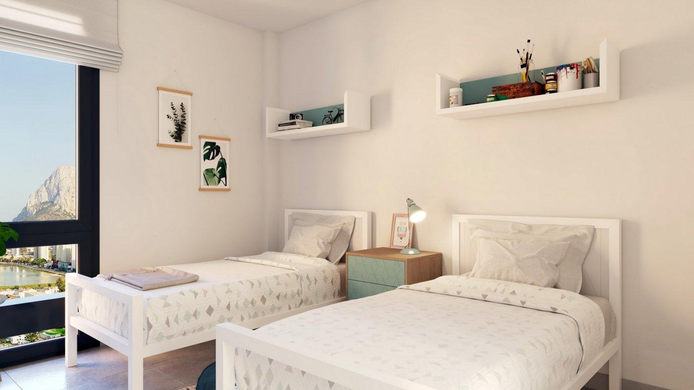 Apartamento duplex con vistas al mar en calpe - imagenInmueble8