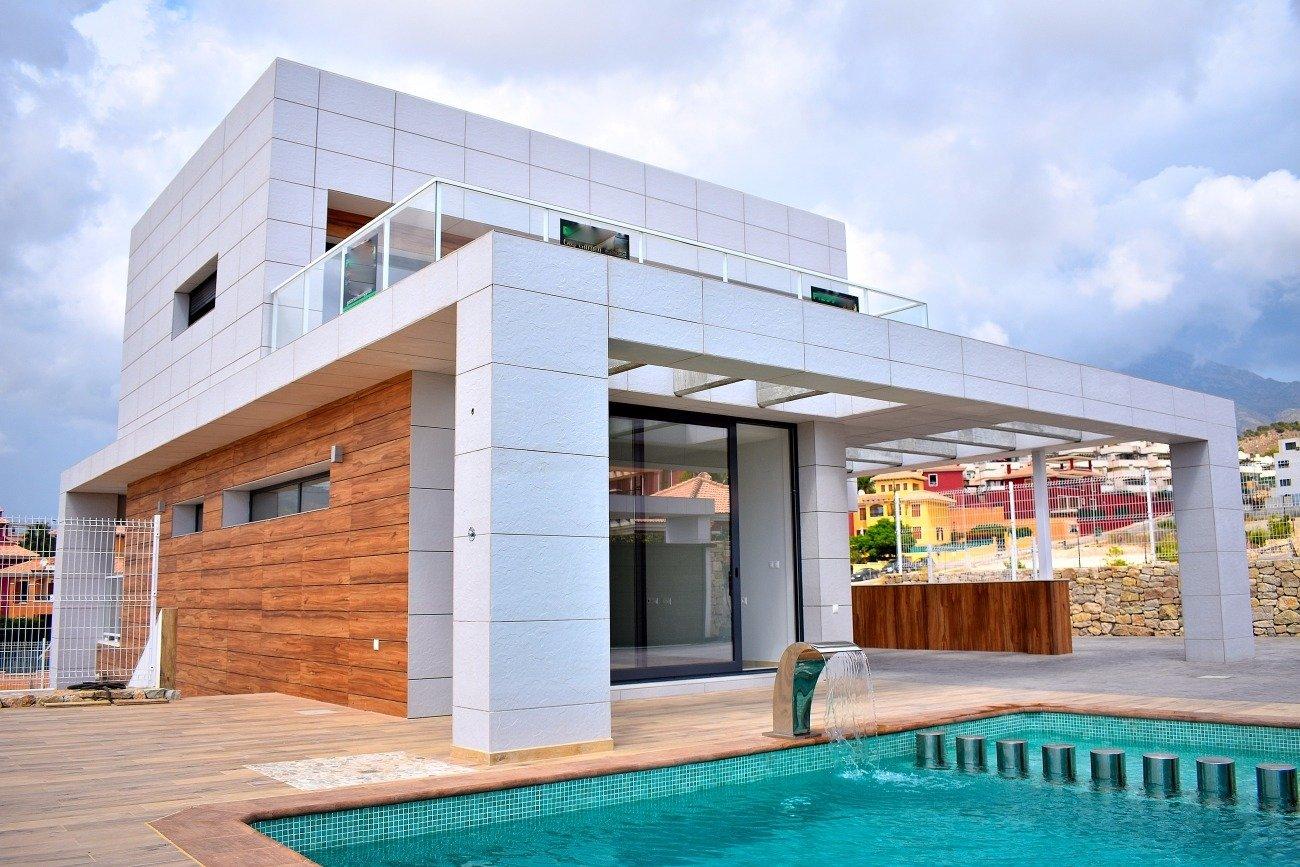 Villas modernas en balcÓn de finestrat a un paso de benidorm!!! - imagenInmueble0