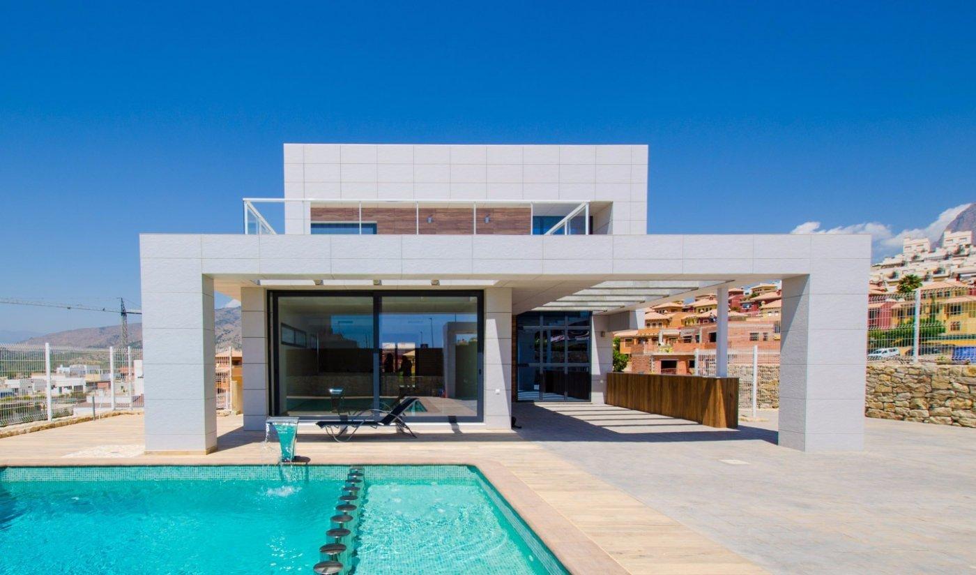 Villas modernas en balcÓn de finestrat a un paso de benidorm!!! - imagenInmueble2