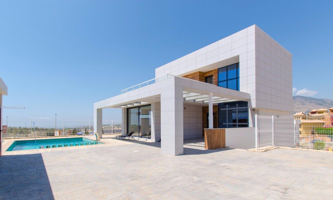 Villas modernas en balcÓn de finestrat a un paso de benidorm!!! - imagenInmueble31