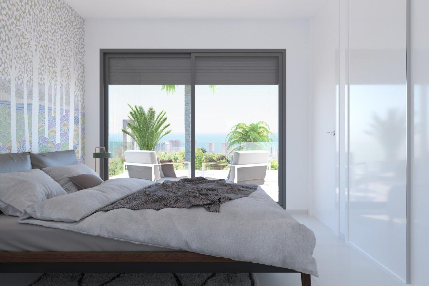 Villas modernas en sierra cortina (finestrat) a un paso de benidorm - imagenInmueble10
