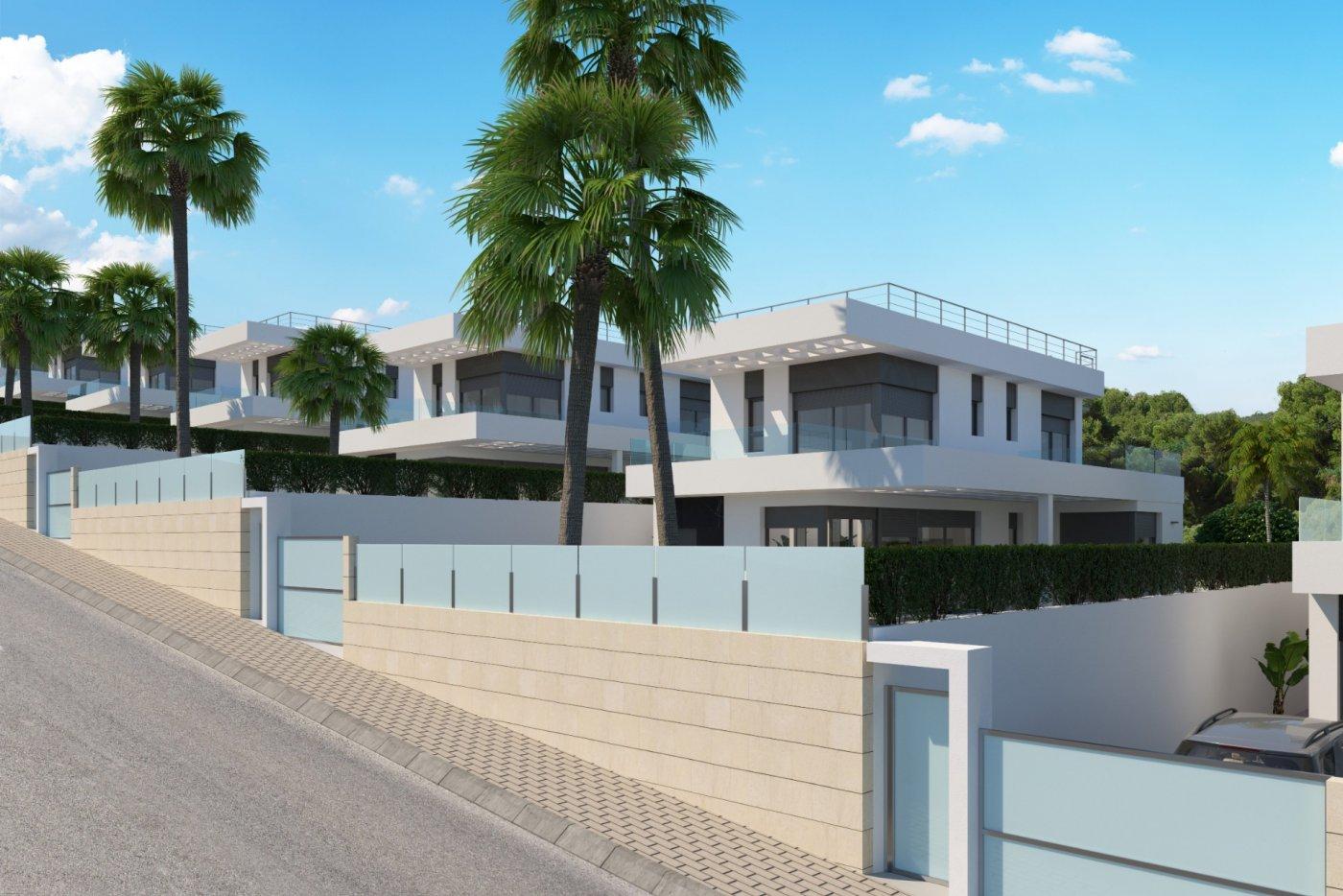 Villas modernas en sierra cortina (finestrat) a un paso de benidorm - imagenInmueble15