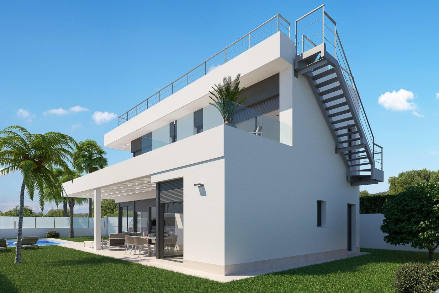 Villas modernas en sierra cortina (finestrat) a un paso de benidorm - imagenInmueble2