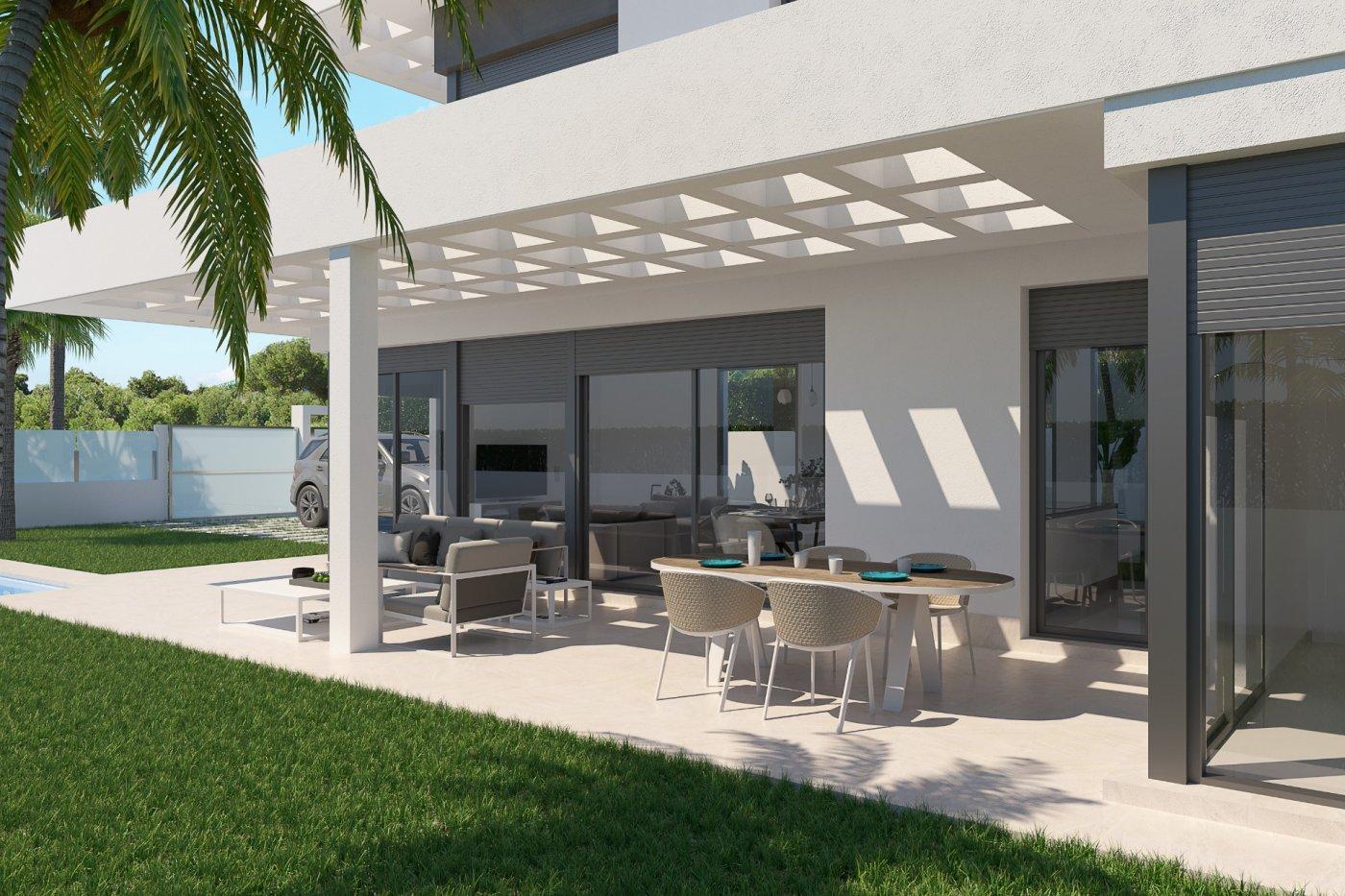 Villas modernas en sierra cortina (finestrat) a un paso de benidorm - imagenInmueble3