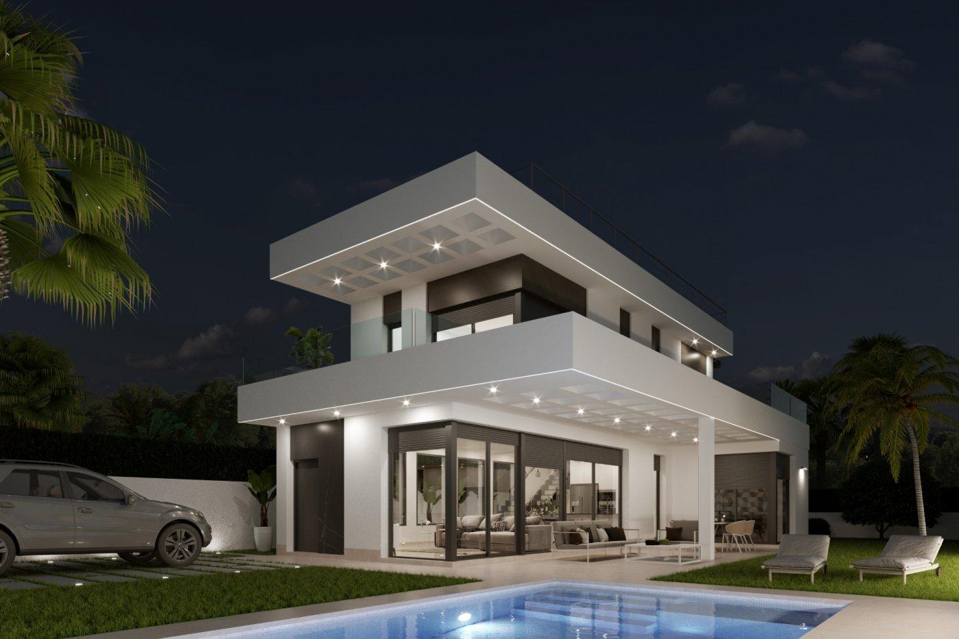 Villas modernas en sierra cortina (finestrat) a un paso de benidorm - imagenInmueble4