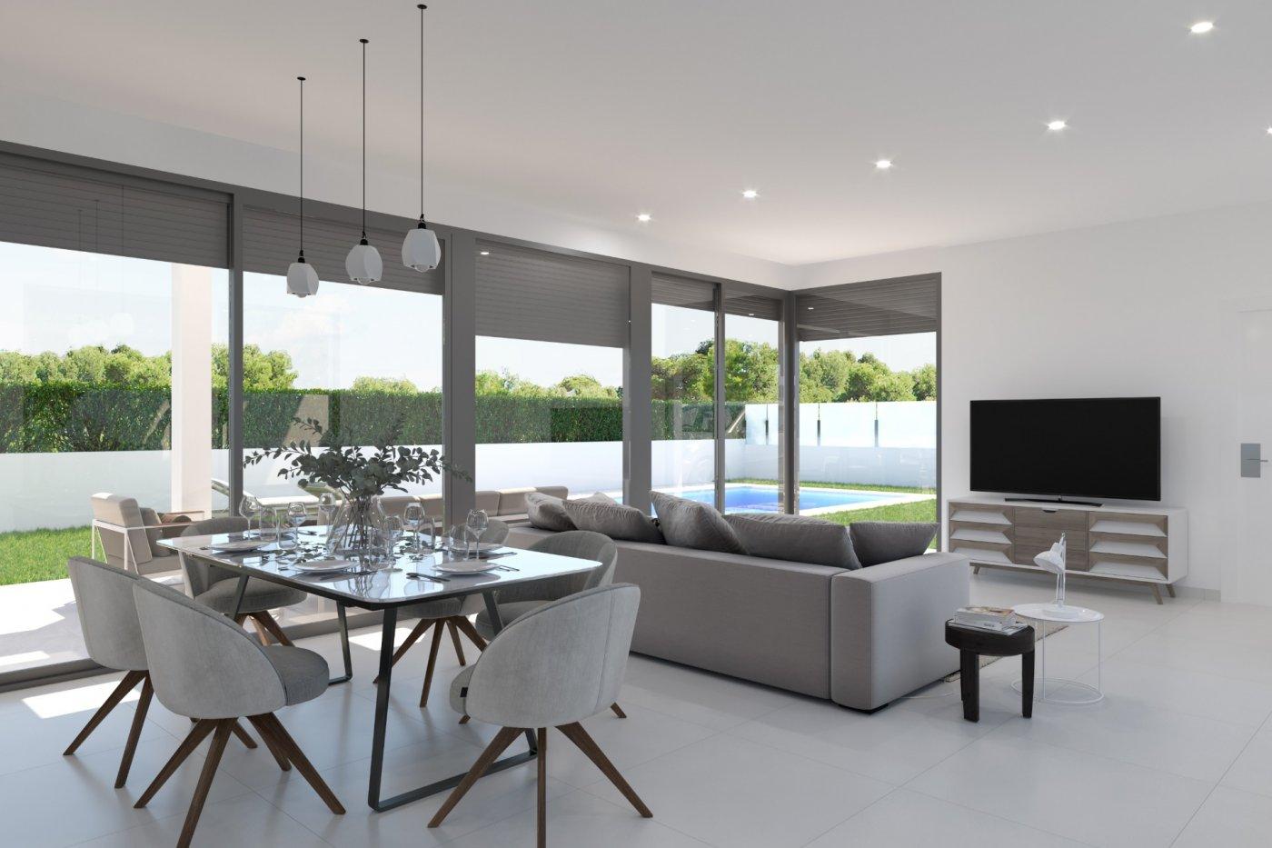 Villas modernas en sierra cortina (finestrat) a un paso de benidorm - imagenInmueble5
