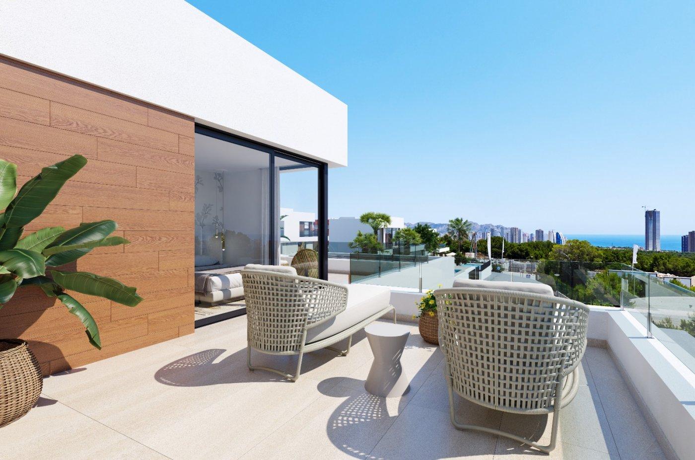 Villas de obra nueva modernas con vistas al mar en sierra cortina - imagenInmueble0