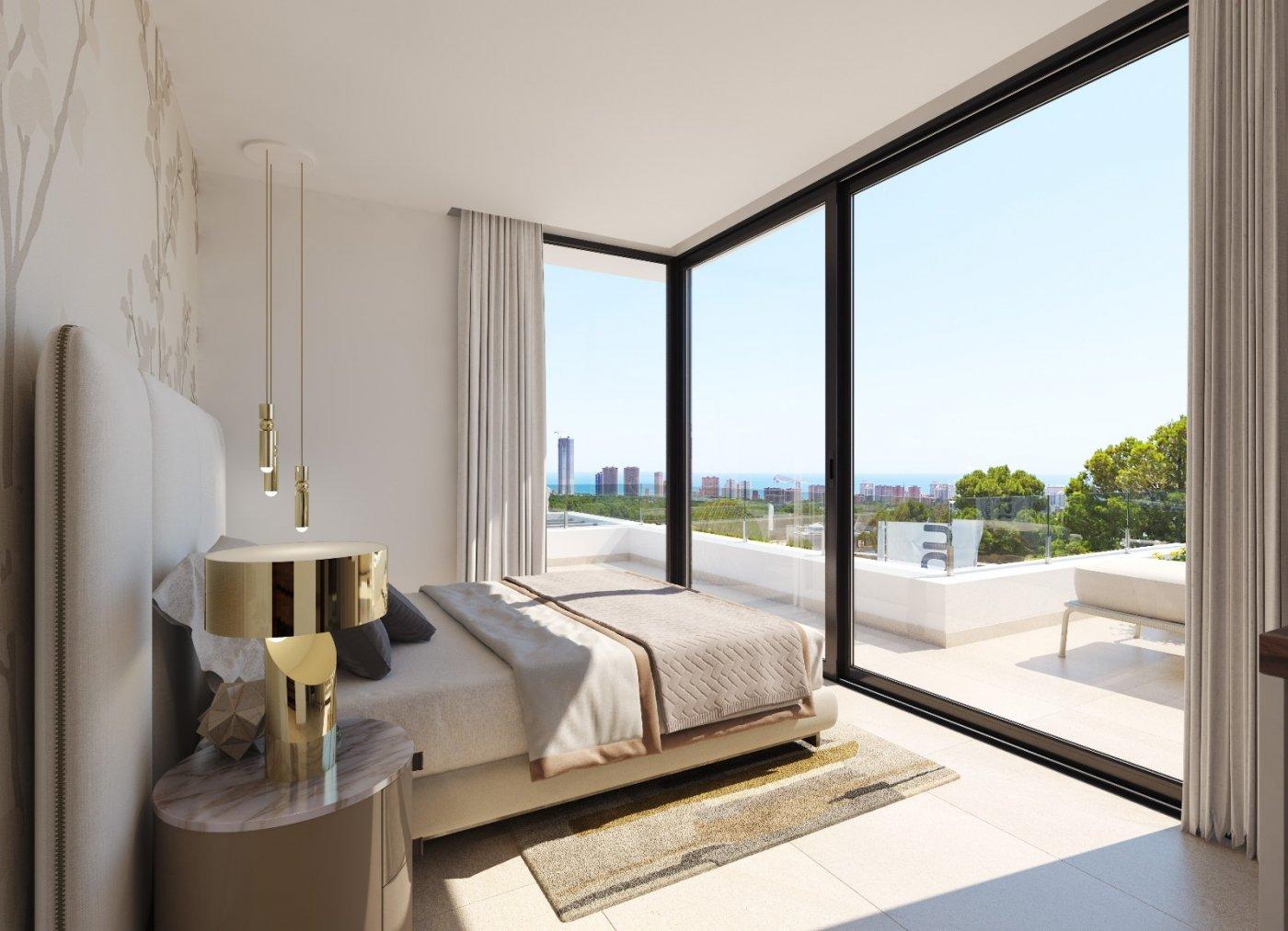 Villas de obra nueva modernas con vistas al mar en sierra cortina - imagenInmueble11