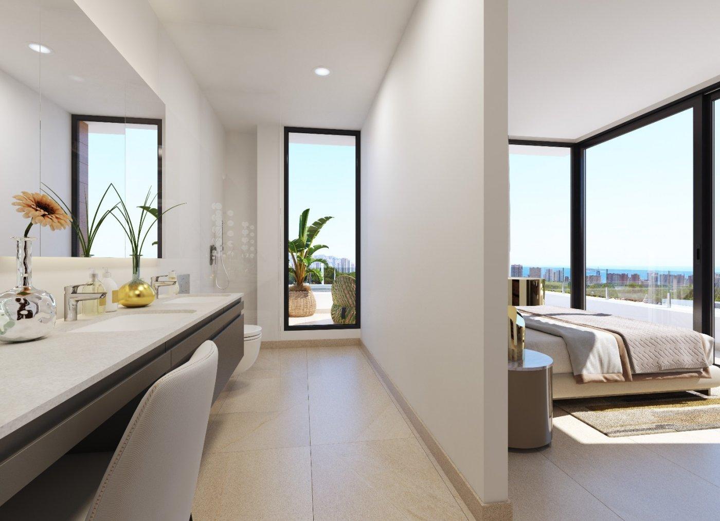 Villas de obra nueva modernas con vistas al mar en sierra cortina - imagenInmueble13
