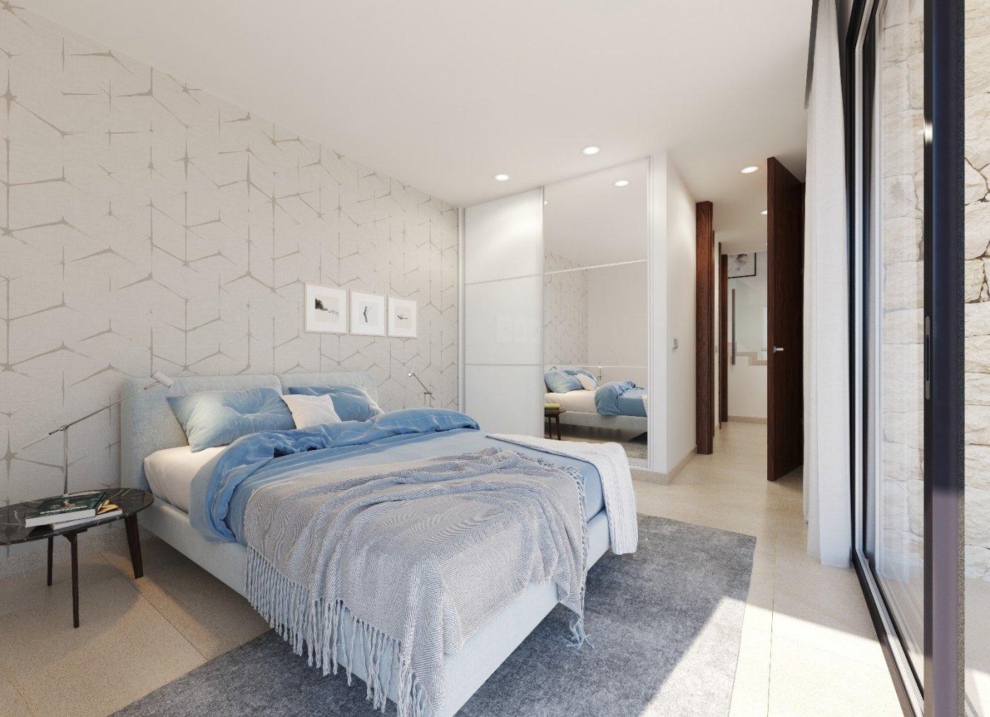 Villas de obra nueva modernas con vistas al mar en sierra cortina - imagenInmueble15