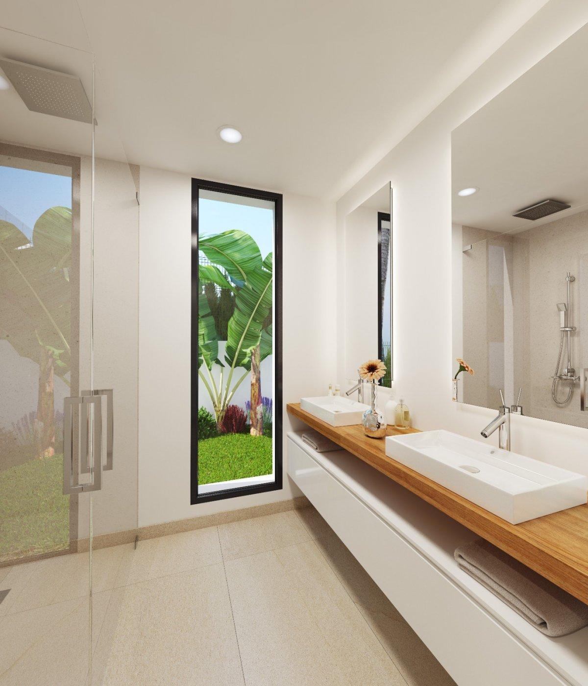 Villas de obra nueva modernas con vistas al mar en sierra cortina - imagenInmueble16