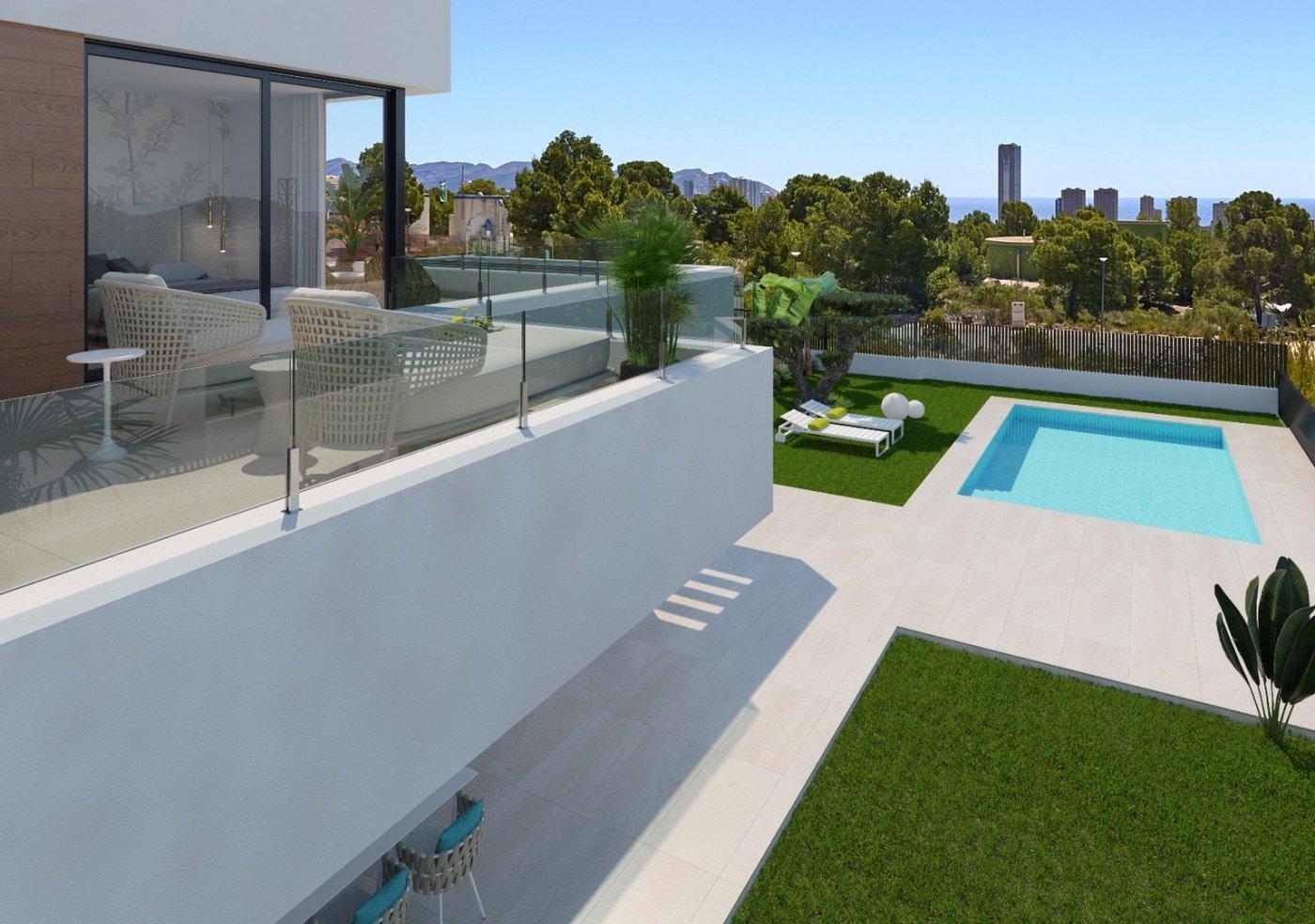 Villas de obra nueva modernas con vistas al mar en sierra cortina - imagenInmueble4