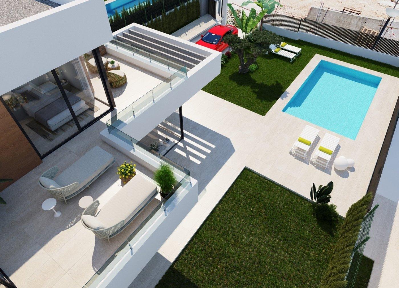 Villas de obra nueva modernas con vistas al mar en sierra cortina - imagenInmueble5