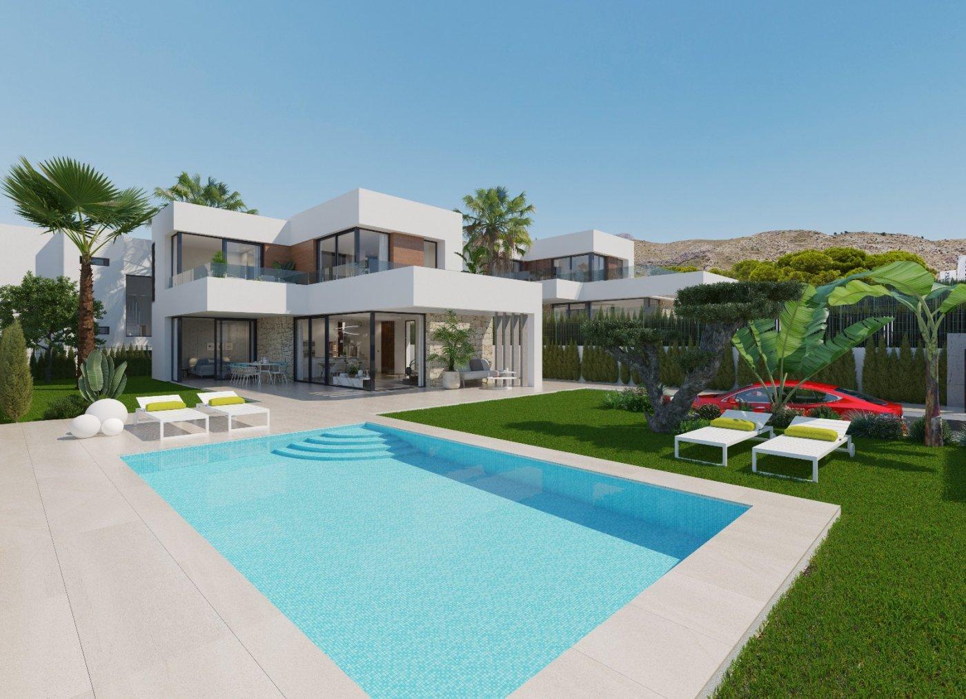 Villas de obra nueva modernas con vistas al mar en sierra cortina - imagenInmueble6